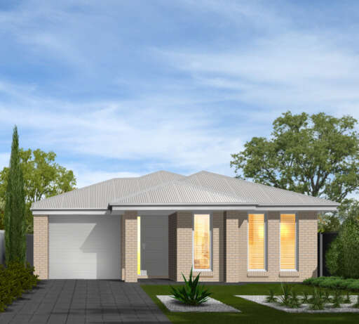 Munno Para West - Lot 630 Lait Court - SA Housing Centre - Custom